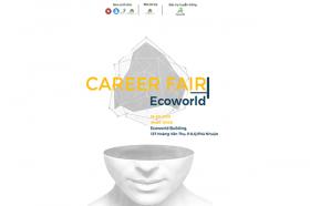 Viec Lam 24h bao tro truyen thong Ngay hoi Tuyen dung 4.0 cung EcoWorld