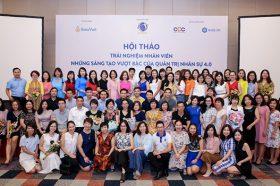 Siêu Việt tham dự hội thảo chuyên môn của Hiệp hội nhân...