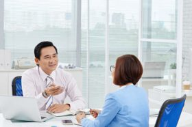 "Phai tra loi nhu the nao khi duoc hoi ""diem yeu cua Anh/Chi la gi?"""